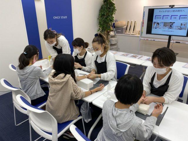 加茂小学校 職場体験